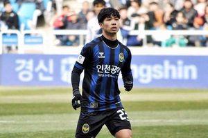 FC Seoul 0-0 Incheon United: Công Phượng không được ra sân!