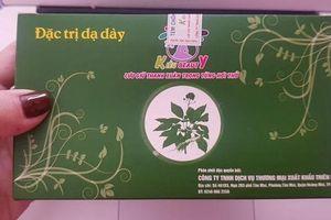 Vợ chồng 'ca sĩ' Phú Lê bị điều tra vì bán hàng không giấy phép rồi quảng cáo là thuốc đặc trị