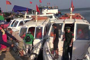 Nhiều phương thức, thủ đoạn vận chuyển ma túy ra đảo Lý Sơn