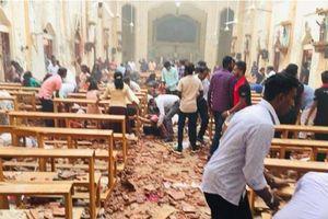 Sri Lanka: 156 người chết do đánh bom hàng loạt vào nhà thờ, khách sạn dịp lễ Phục sinh