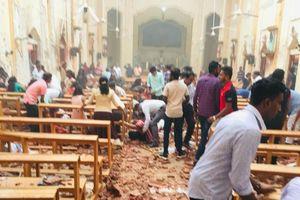 Sri Lanka: Liên tiếp xảy ra các vụ nổ khiến ít nhất 160 người thiệt mạng