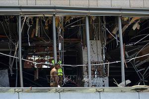 Điện chia buồn về các vụ đánh bom tại Xri Lan-ca
