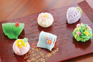 Đỉnh cao của nghệ thuật làm bánh kiểu Nhật