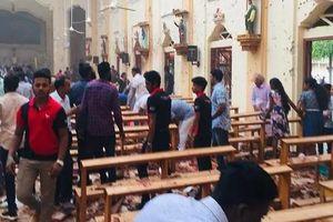 Sri Lanka rung chuyển trong vụ đánh bom, hàng trăm người thương vong
