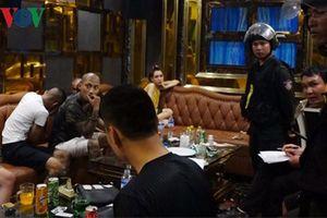 Quảng Bình: Triệt phá 'động lắc' quy mô tại quán Karaoke Thiên Đường 2