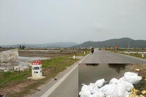 Thu giữ gần 500kg ma túy tại cánh đồng muối ở Nghệ An: Khởi tố vụ án