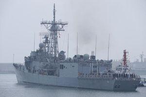 Tàu chiến Ấn Độ, Australia đến Trung Quốc tham gia thao diễn hàng hải