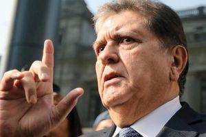 Đại án liên quan 4 tổng thống của Peru
