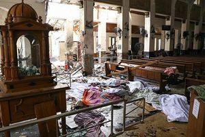Toàn cảnh vụ nổ bom hàng loạt làm rung chuyển Sri Lanka