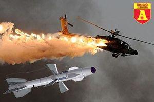 Phiến quân dùng tên lửa Nga bắn cháy niềm tự hào của Mỹ và Trung Quốc