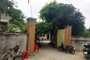 Hà Tĩnh: Khởi tố Xã đội trưởng đánh cháu vì nghi trộm tiền