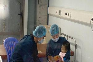Ghép gan thành công cho em bé nhỏ tuổi, nhẹ cân nhất Việt Nam
