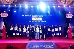 HD SAISON đứng 39 trong 500 DN tăng trưởng nhanh nhất Việt Nam