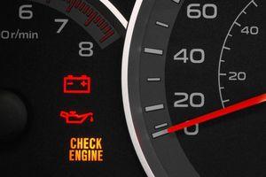 Những lầm tưởng về đèn báo lỗi động cơ trên xe hơi