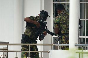 Số người chết trong vụ tấn công Sri Lanka tăng lên 290 người