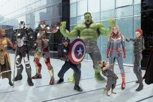 Emoji Avengers đã có mặt trên Google Play