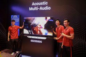 Sony ra mắt loạt TV Bravia 2019 tại Việt Nam