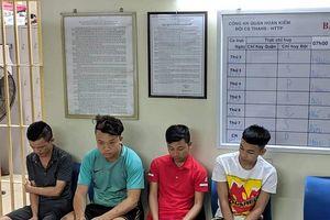 Hà Nội: Khởi tố 4 đối tượng tàng trữ ma túy trong quán bar