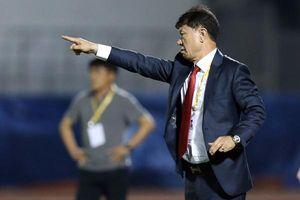 HLV bóng đá Hàn Quốc đang thăng hoa tại Việt Nam