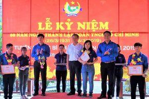 PC Khánh Hòa: Tuyên dương 2 Bí thư Chi đoàn giỏi trong công tác phong trào