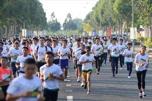 4.000 VĐV tham dự giải Mekong Delta Marathon Hậu Giang 2019