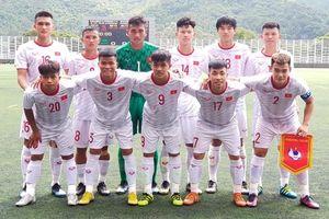 U18 Việt Nam kết thúc với vị trí thứ nhì