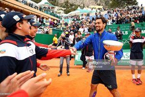 Monte Carlo Masters: Fognini đăng quang, chấm dứt 'triều đại' của Nadal