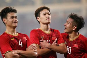 U22 Việt Nam trở lại nhóm hạt giống số 2 tại SEA Games 2019