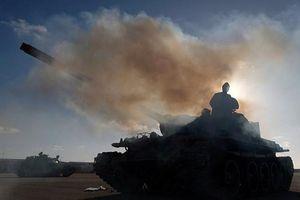 Quân đội ông Haftar tuyên bố phá hủy hàng chục mục tiêu ở Tripoli