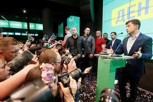 Tuyên bố thắng cử, ông Zelensky đưa ra cách chấm dứt xung đột ở đông Ukraine