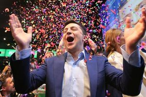 Thắng cử Tổng thống Ukraine, Zelensky không phải 'nguyên thủ ngoại đạo' đầu tiên