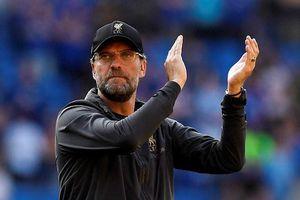 Liverpool lập kỷ lục HLV Jurgen Klopp vẫn kém vui