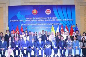 Khai mạc hội nghị thường niên Doanh nghiệp nhỏ và vừa ASEAN lần thứ 7