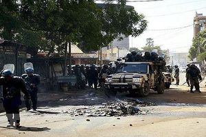 Căn cứ quân sự của Mali bị tấn công, 11 binh sĩ thiệt mạng