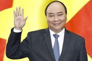 Thủ tướng Nguyễn Xuân Phúc dự diễn đàn Vành đai Con đường tại Bắc Kinh