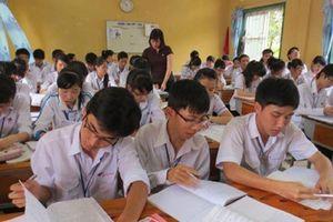 Chính cấp sở làm hỏng chương trình của Bộ Giáo dục bằng kiểm tra học kỳ sớm