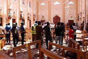 Sri Lanka rúng động vì 8 vụ nổ liên tiếp trong cùng một ngày