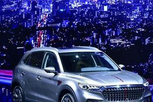 'Soi' chiếc ô tô SUV 'made in China' sang chảnh giá chỉ 690 triệu đồng vừa trình làng