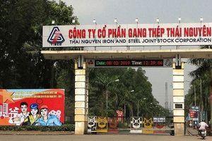 'Chảo lửa' nợ vay 'luyện' Gang thép Thái Nguyên