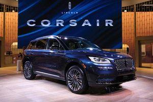 Cận cảnh Lincoln Corsair 2020, đối thủ của Lexus NX