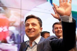 Mỹ, Anh chúc mừng sớm chiến thắng của 'Người đầy tớ Ukraine' Zelensky