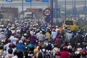 Đề xuất lộ trình giảm ùn tắc cho xe khách dịp lễ 30/4 ở TP.HCM
