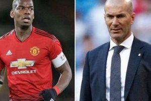 Zidane 'đếm ngày rời xa' thương vụ chiêu mộ Pogba vì 4 điều