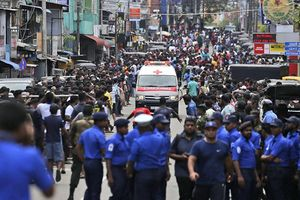 Sri Lanka bắt giữ 13 người trong vụ đánh bom liên hoàn