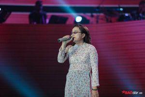 Giọng ca khiếm thị Uyển Thanh: 'Tôi nhớ nhà và thật sự xúc động khi HLV Đình Văn hát về mẹ'