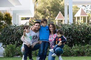 Lộ bằng chứng Messi và vợ đã 'thuộc về nhau' từ khi anh chàng mới 10 tuổi