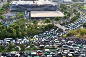 Giải bài toán quy hoạch đô thị và kết nối giao thông quanh sân bay Tân Sơn Nhất