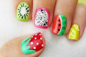 4 mẫu nail đẹp lung linh các nàng nên thử vào ngày hè này
