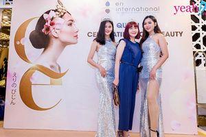 Chuyên gia trang điểm Ruan Đăng, Stylist Trần Hà Mi góp mặt trong sự kiện làm đẹp của Eri International