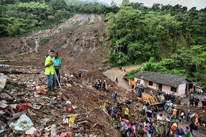Colombia: Sạt lở đất khiến hàng chục người thiệt mạng